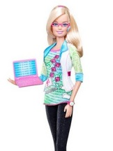 computer scientist barbie