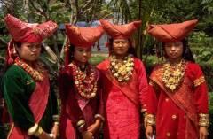 femmes Minangkabau