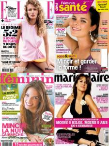 Magazines féminins