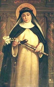 Catherine de Sienne, blabla
